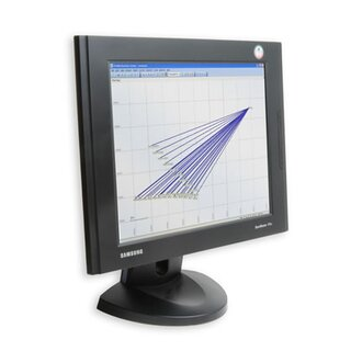 Spectra Precision Survey Office Zusatzmodul Scannen