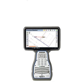 Feldrechner Ranger 7, QWERTY, Survey Pro Standard